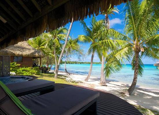 Hotel Kia Ora Resort & Spa Rangiroa   Pacific for Less